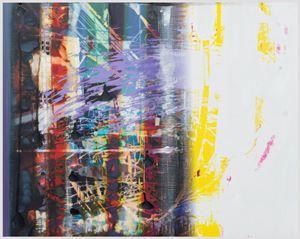 White Light (Half-life) by Sarah Sze contemporary artwork