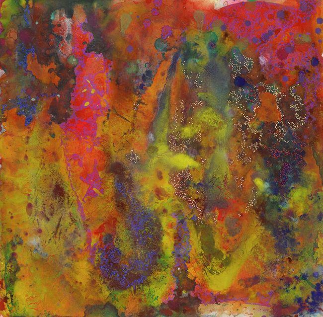 Series TUTTO - Moana #3 by Michela Ghisetti contemporary artwork