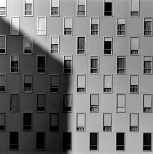 Apartment Windows by Robert Mapplethorpe contemporary artwork