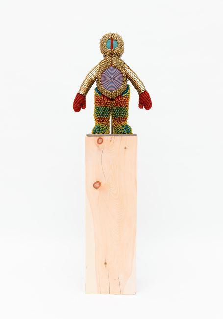 humma hicha Ivkna by Jeffrey Gibson contemporary artwork