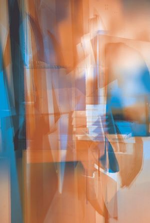 Permutations by Yamini Nayar contemporary artwork