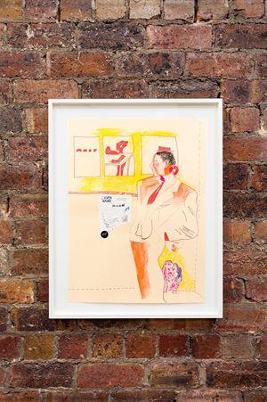 Posh Mark by Walter Price contemporary artwork