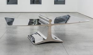 New Ping Pong by Ron Arad contemporary artwork