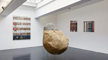 Contemporary art exhibition, Group Exhibition, MOMENT TO MONUMENT at Choi&Lager Gallery, Cologne