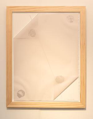 Work on Paper 4 Gesture by Noriyuki Haraguchi contemporary artwork
