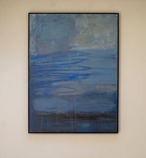 Trough by Richard Hearns contemporary artwork