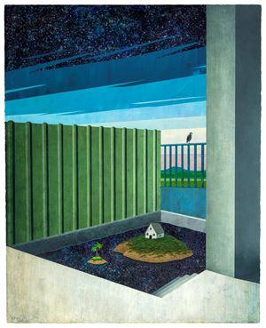 Home – Private Island by HU Chau-Tsung contemporary artwork