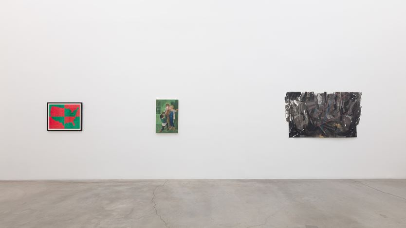 Exhibition view: Group Exhibition, Home is not a place, Anat Ebgi, Los Angeles (8 June–13 July 2019). Courtesy Anat Ebgi.