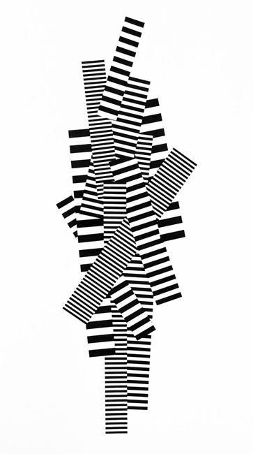 La Marche by Justine Khamara contemporary artwork