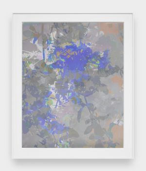 009 by James Welling contemporary artwork