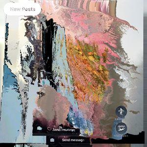 Erupt by Junu Ahn contemporary artwork
