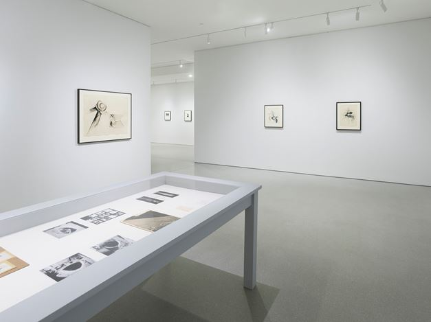 Exhibition view: Jay Defeo, Transcending Definition Jay DeFeo in the 1970s, Gagosian, San Francisco (10 September–31 October 2020). © 2020 The Jay DeFeo Foundation / Artists Rights Society (ARS), New York. Courtesy Gagosian. Photo: Robert Divers Herrick.