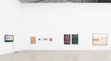Contemporary art exhibition, Group Exhibition, Space and Place at Galerie Eigen + Art, Leipzig, Germany