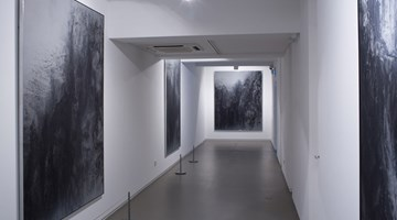 Contemporary art exhibition, Hiroshi Senju, Day Falls/Night Falls at Sundaram Tagore Gallery, Singapore