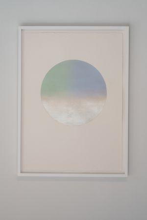 Gekkou (Moonlight) November 1 by Miya Ando contemporary artwork
