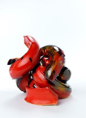 PAPAGO by Lynda Benglis contemporary artwork