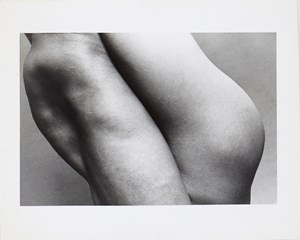 Embrace by Eikoh Hosoe contemporary artwork