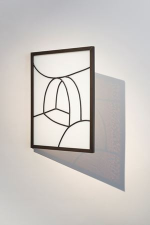 Stained Glass Series, Untitled (2) by David Murphy contemporary artwork