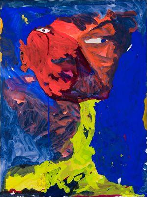 so into you, so into view (precarious neck) by Tom Polo contemporary artwork