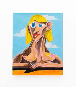 STATUESQUE by Callan Grecia contemporary artwork