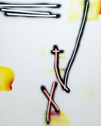 Technologic by Tira Walsh contemporary artwork painting