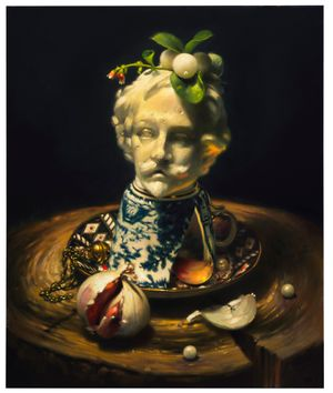 Broken Vessel by Stephen Appleby-Barr contemporary artwork
