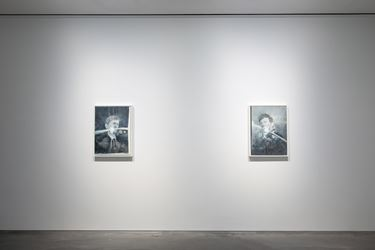 Exhibition view: Mao Yan, By The Edge, Pace Gallery, Hong Kong (8 June–12 July 2018). Courtesy Pace Gallery.