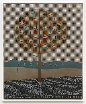 A.O.: ABSTRACT (The rubber film phenomenon) by Thomas Zipp contemporary artwork
