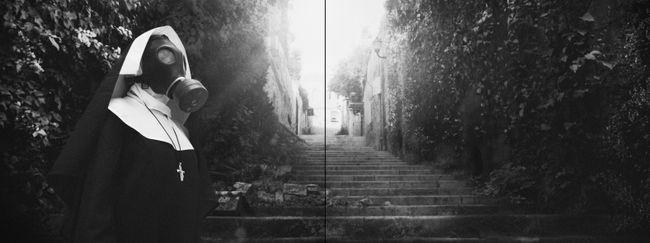 Bethlehem 3 by Larissa Sansour contemporary artwork