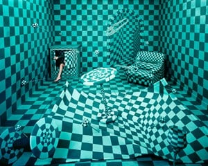 Panic Room by JeeYoung Lee contemporary artwork