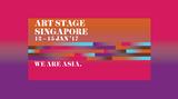 Contemporary art art fair, Art Stage Singapore 2017 at Opera Gallery, Hong Kong, France
