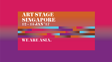 Contemporary art exhibition, Art Stage Singapore 2017 at Gajah Gallery, Singapore