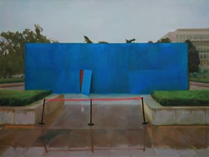 Square by Chen Liangjie contemporary artwork