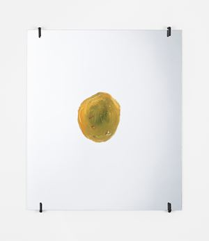 Untitled (potato) by Andrea Büttner contemporary artwork