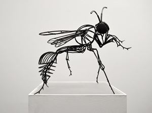 Wasps #2 by Kalliopi Lemos contemporary artwork