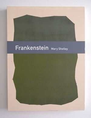 Frankenstein / Mary Shelley by Heman Chong contemporary artwork