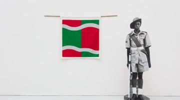Contemporary art exhibition, Samson Kambalu, Samson Kambalu at Kate MacGarry, London