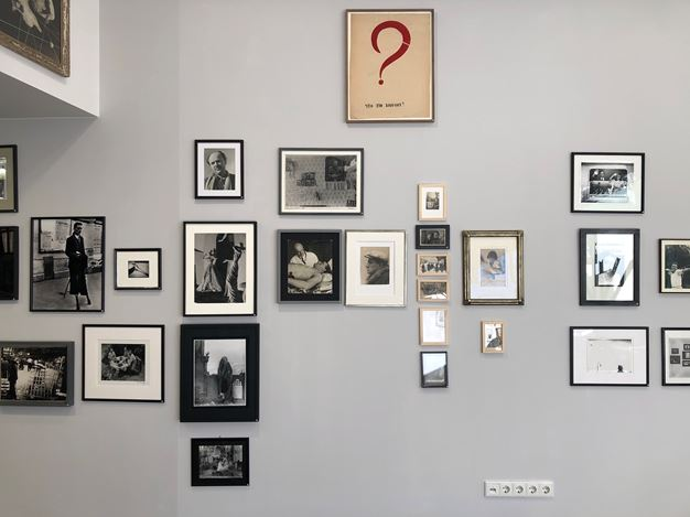 Exhibition view: Group Exhibition, Brocante: La Maison de Chineur Fondée à Cologne en 1940., Galerie Julian Sander (8 February–29 August 2020). Courtesy Galerie Julian Sander.