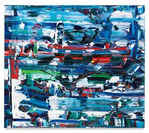 Flow Made by Michael Reafsnyder contemporary artwork
