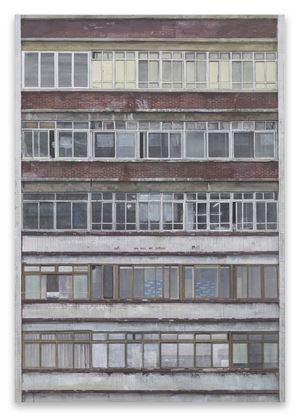 Cheongpa-ro Building by Jae Ho Jung contemporary artwork
