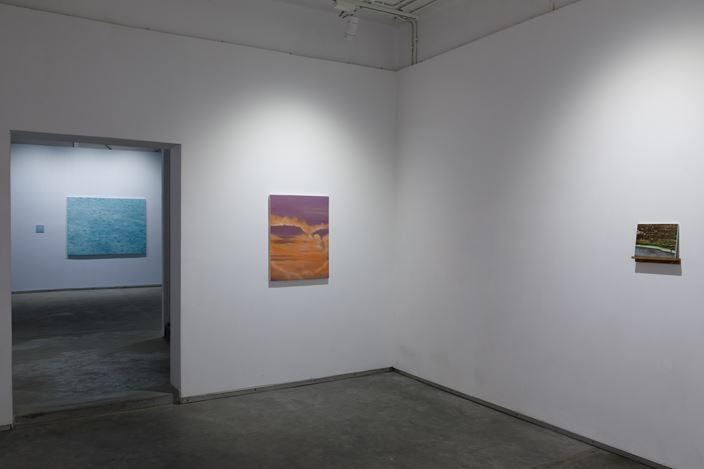 Exhibition view: Ayesha Sultana, Bare Bones, Experimenter, Ballygunge Place (11 February–10 April 2021). Courtesy Experimenter.