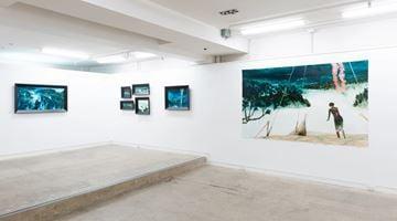 Contemporary art exhibition, John Walsh, Uawa Tolaga Bay at Page Galleries, Wellington, New Zealand