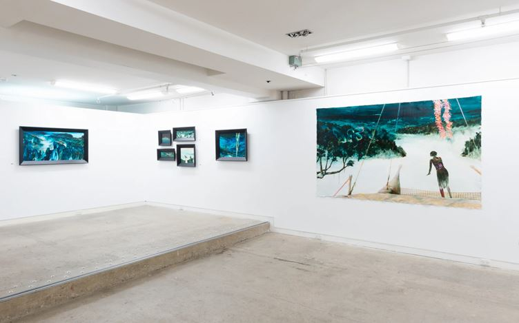 Exhibition view: John Walsh, Uawa Tolaga Bay, PAGE Galleries, Wellington (15 October–7 November 2020). Courtesy PAGE Galleries.
