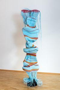 Out of the Blue by Susanne Thiemann contemporary artwork sculpture