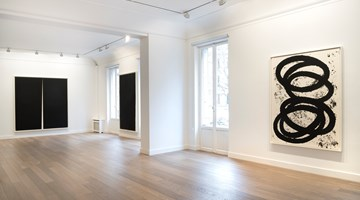 Contemporary art exhibition, Richard Serra, Double Rift at Galerie Lelong & Co. Paris, Paris