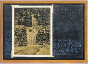 Re-reading landscape, colour guide series #02 by Jumaldi Alfi contemporary artwork