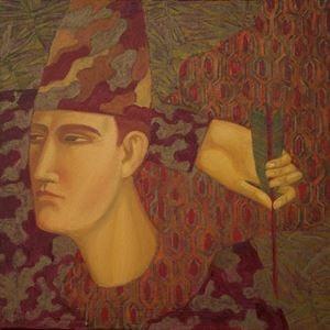 Hunter by Timur D'Vatz contemporary artwork