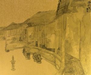 The Humble Administrator's Garden (Zhuozheng Yuan) by Zheng Li contemporary artwork