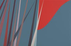 Victory of Eraclio by Tess Jaray contemporary artwork