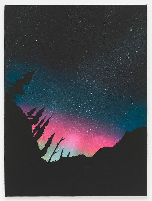 Aurora Borealis by Brian Alfred contemporary artwork